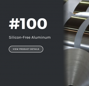 Electro-Glo #100: Silicon-free Aluminum Electropolishing Solution