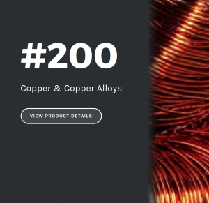 Electro-Glo #200: Copper and Copper Alloy Electropolishing Solution