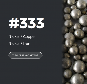 Electro-Glo #333: Nickel/Copper, Nickel/Iron, Nickel 200 Electropolishing Solution