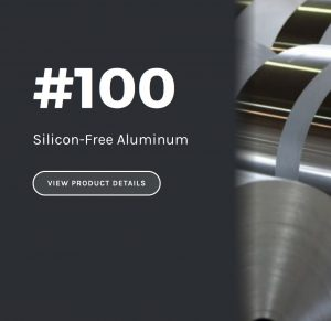Electro-Glo #100: Silicon-free Aluminum Electropolishing Solution